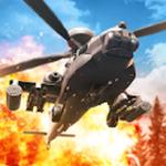 武装直升机战争直升机打击汉化版
