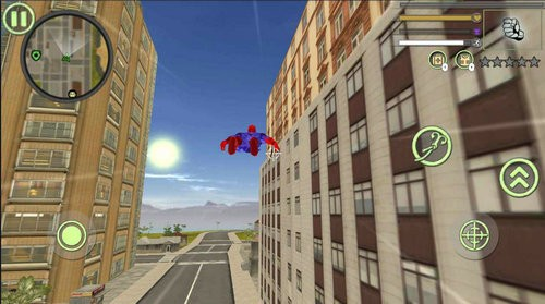 超级绳索英雄世界街黑帮