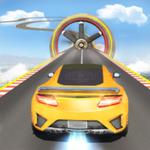 超级斜坡汽车特技赛车无限金币版