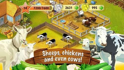 珍妮的农场游戏