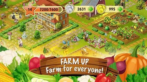 珍妮的农场