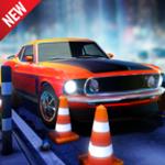 停车场汽车驾驶游戏