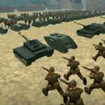 第二次世界大战西方战争无限子弹版