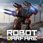 机器人战争无限金币钻石版