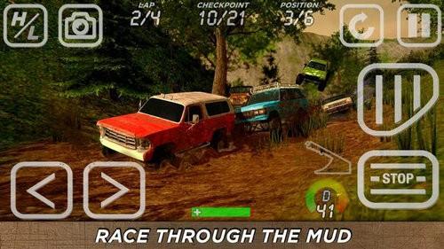 4x4疯狂越野赛车下载