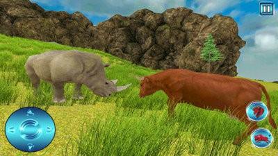 狂野公牛模拟器下载
