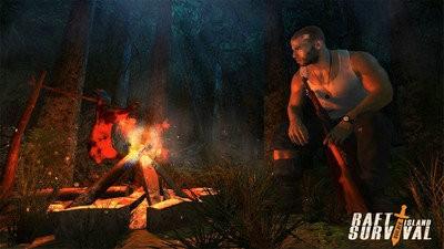 木筏生存丛林游戏