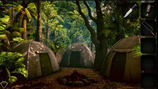 神秘露营2破解版