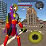 超级英雄绳索游戏
