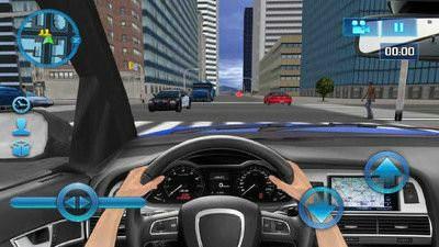 模拟城市驾驶下载