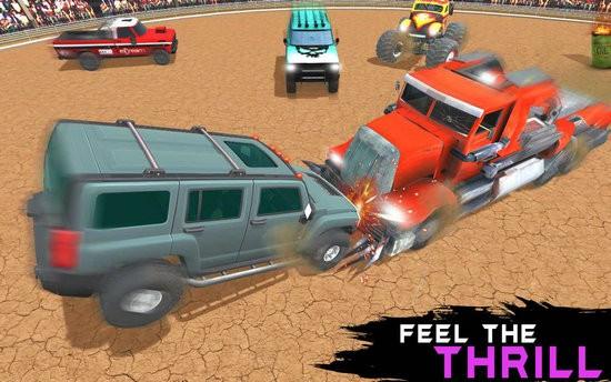 卡车特技游戏2021