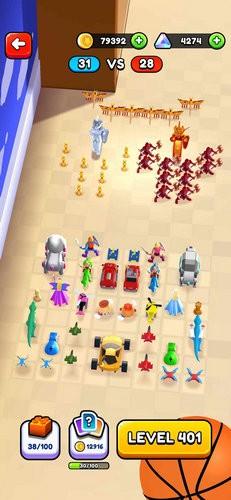 玩具兵策略战游戏
