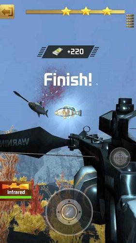 海洋射击模拟器游戏