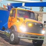 重型卡车起重机模拟器全部车辆解锁版