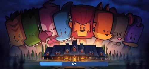 嫌疑人神秘的豪宅游戏