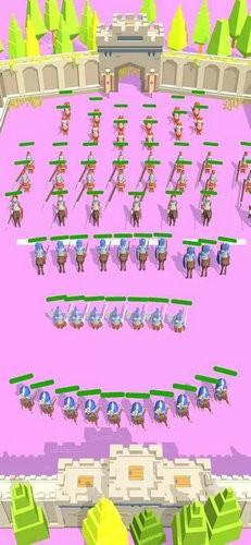 绘制战争3D