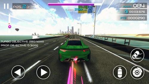 格塔赛车游戏