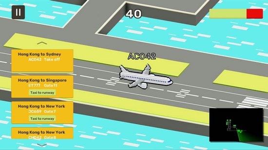 迷你机场2021游戏