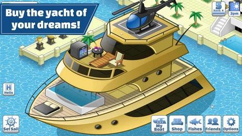 航海生活游戏