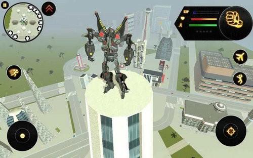 未来机器战士下载