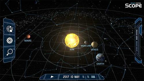 太阳系范围下载