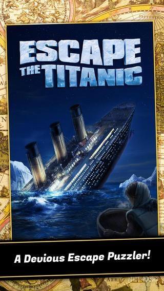 逃离泰坦尼克号游戏下载