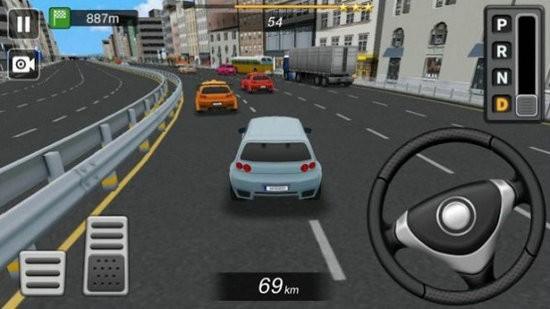 交通和驾驶模拟器破解版