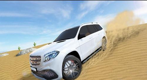 越野汽车模拟驾驶