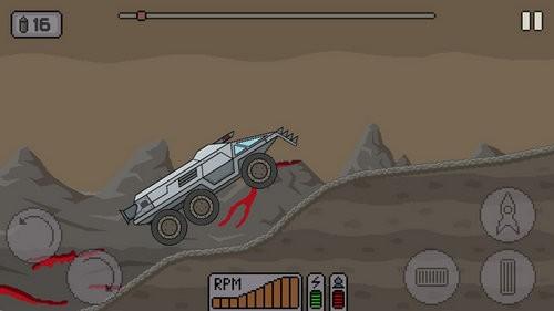 太空僵尸赛车下载