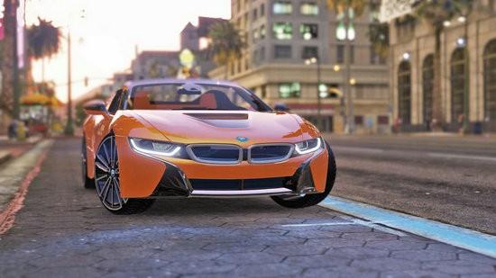 宝马i8城市驾驶模拟器破解版下载
