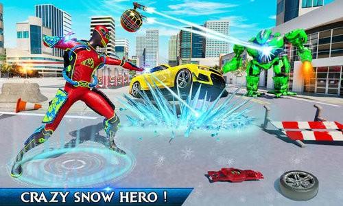 机器英雄犯罪城游戏