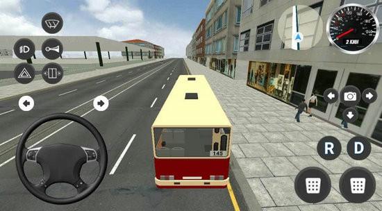 城市公交车模拟器安卡拉下载