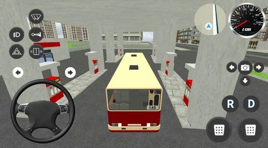 城市公交车模拟器安卡拉破解版