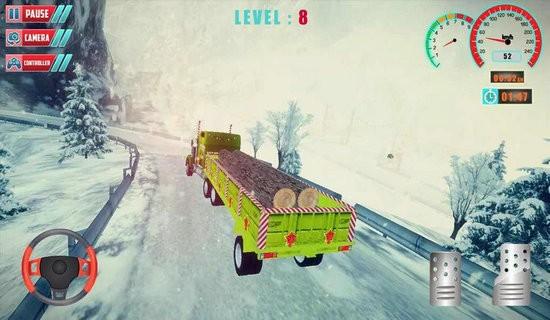 攀爬卡车驾驶破解版