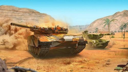 现代突击坦克下载