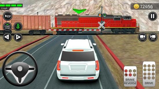 汽车游戏2021开车模拟器手游