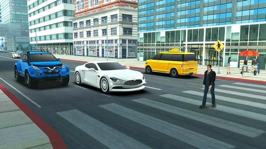 汽车游戏2021开车模拟器破解版