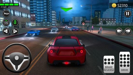 汽车游戏2021开车模拟器下载
