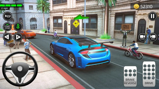 汽车游戏2021开车模拟器