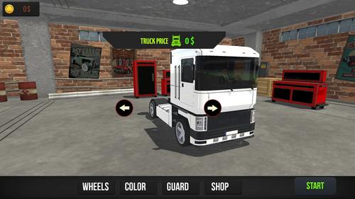 卡车驾驶员模拟器运输重货物下载