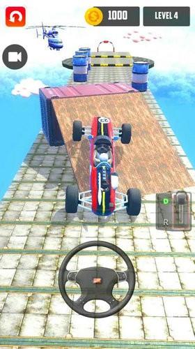 真正的汽车驾驶游戏