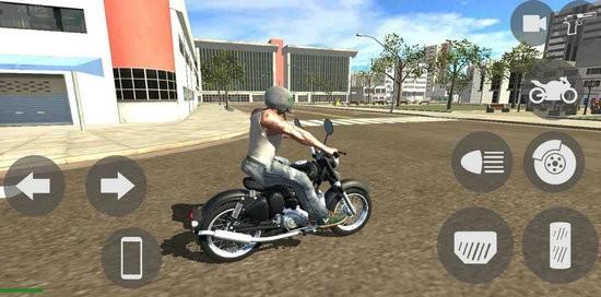 印度自行车驾驶3D安卓版