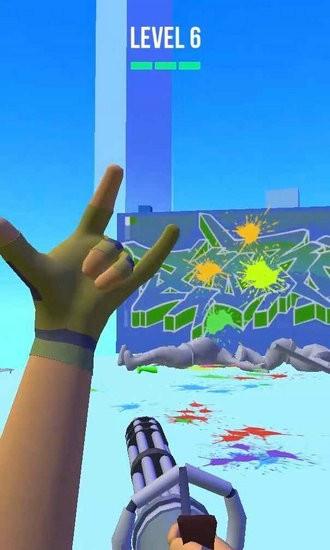 彩弹射击3D最新版