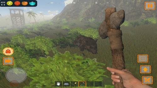 荒岛方舟生存模拟游戏