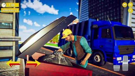 垃圾卡车模拟器2021破解版
