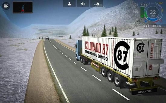 大卡车模拟器2中文版破解版