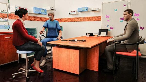 老婆怀孕模拟器游戏中文版
