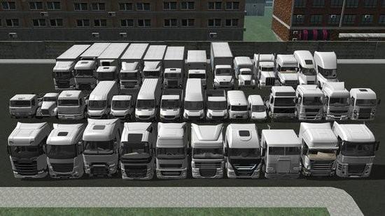 货物运输模拟器破解版下载