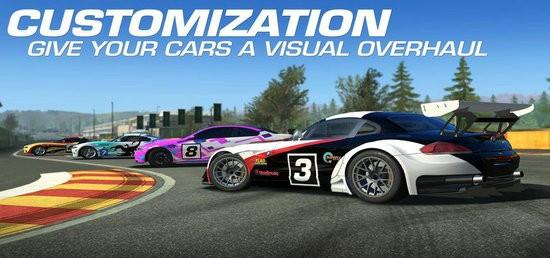 真实赛车3北美版破解版