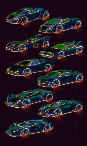 霓虹飞车下载